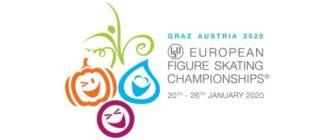 Чемпионат Европы 2020 по фигурному катанию