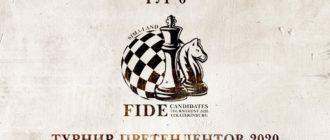 6 тур, Турнир претендентов ФИДЕ 2020 прямая трансляция