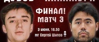 Шахматы. 11 друзей Магнуса - 14 день 03.06.2020 прямая трансляция