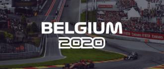 Формула-1. Гран-при Бельгии 2020 прямая трансляция