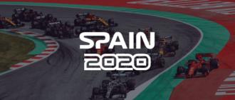 Формула 1. Гран-при Испании 2020 прямая трансляция
