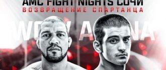 AMC FIGHT NIGHTS 103. Раисов - Махно 15.07.2021 прямая трансляция
